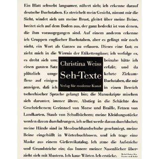 Seh Texte Zur Erweiterung des Textbegriffes in konkreten und nach