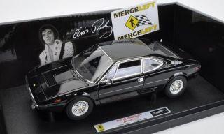 Ferrari Dino 308 GT4, schwarz, owned by Elvis Presley (Elite), 118