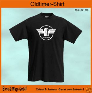 Traktor Oldtimer T Shirt HANOMAG alle Größen+Farben 320