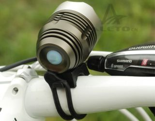 New CREE XML XM L T6 1800LM LED Bicycle bike Head Light Lamp