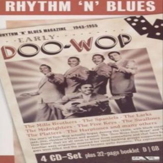RhythmNBlues Early Doo Wop B [Box Set]   Various