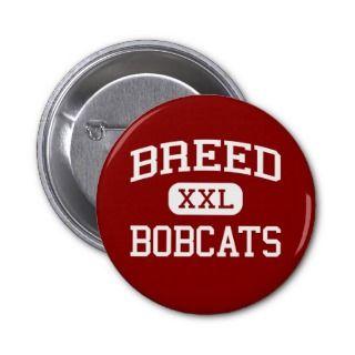 Breed   Bobcats   Junior   Lynn Massachusetts Pin
