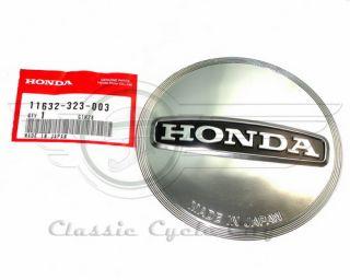 Genuine Honda alternator cover B for Honda CB500 SOHC K0 K2 / CB550