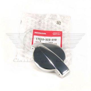 Genuine Honda chrome fuel tank chrome cap for Honda CB750 SOHC K0 K1