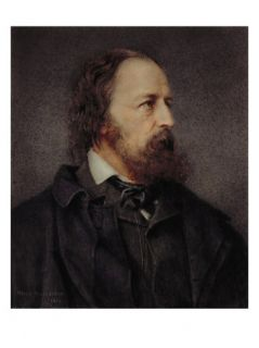 Lord Alfred Tennyson (1809 92), 1901 (Oil) Giclee Print by Alice Hambidge
