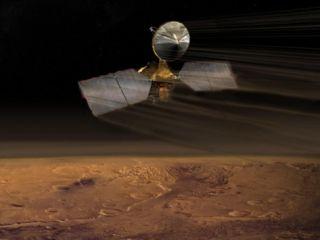 Mars Reconnaissance Orbiter (MRO) Photographic Print by Stocktrek Images