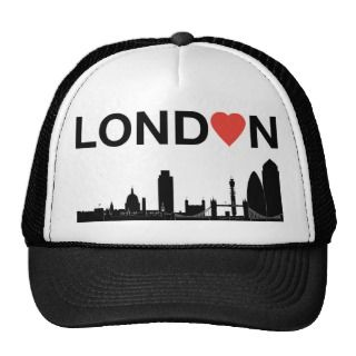 Love London Hat