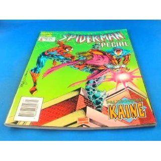 Spider Man Special Heft Nr. 1  Das Zeichen des Kaine.