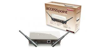 Sitecom WL 331 WLAN Access Point 300 Mbit/s NEU draft 2.0 wireless