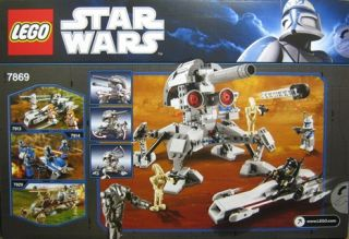 LEGO Star Wars 7869 Battle for Geonosis™ (mit Captain Rex und
