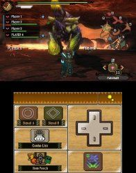 Monster Hunter 3 Ultimate Nintendo 3DS Games