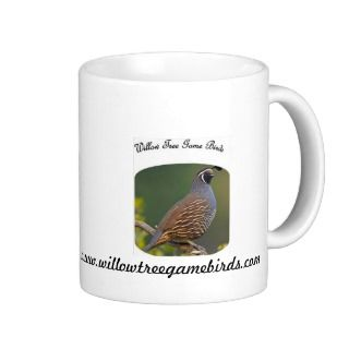 Willow Tree Game Bird Coffee Mug