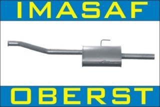 IMASAF Auspuff MSD RENAULT Espace III 2.2 dCi + Grand