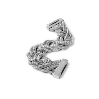 Tommy Hilfiger Braided Mesh Chain Bracelet 2700067 Damen Armband
