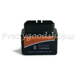 MINI ELM327 bluetooth CAN Bus OBDII OBD2 Interface Diagnose tool