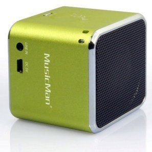 MusicMan TXX3811 mini Wireless Soundstation BT X2 ( Player