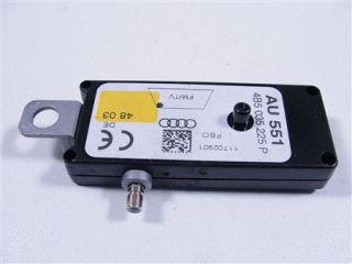 Audi A6 4B Limo Antennenverstärker Radio Navi Verstärker 4B5035225P