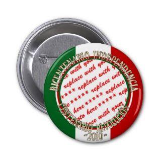 Bicentenario y Centenario Celebracion Pins