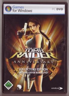Lara Croft Tomb Raider Anniversary Collectors Edition (PC