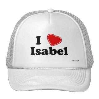 Love Isabel Mesh Hat
