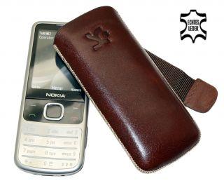 Nokia 6700 Classic Etui Leder Tasche *BRAUN* Case Hülle