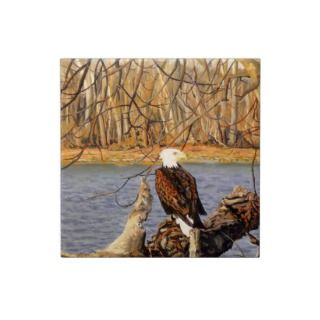Eye on You Landscape Painting Tiles