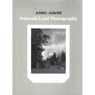 Polaroid Land Photography Ansel Adams Englische Bücher