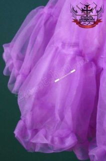 RTBU KERA Ballerina tulle PUFFY Skirt Lavender Purple