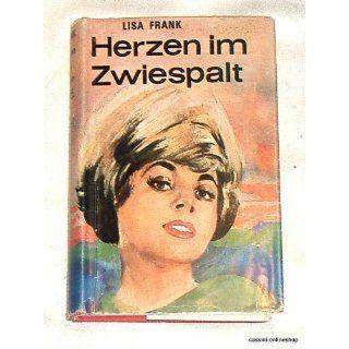 Herzen im Zwiespalt Lisa Frank Bücher
