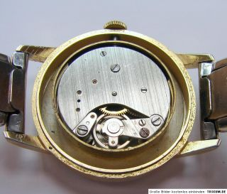 Ancre Goupilles Uhr Herrenuhr men gents wrist watch