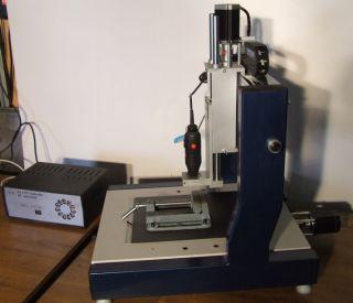 Profesional 3D CNC Gravir /Fräsmaschine   Kompas M 350GS Mit