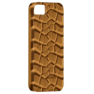 Beach Sand Truck Tire Print iPhone 5 Case iPhone 5 Cases
