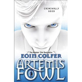 Artemis Fowl eBook: Eoin Colfer: Kindle Shop