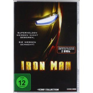 Iron Man (Special Edition, 2 DVDs) Robert Downey Jr