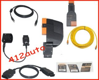 BMW ICOM A+B+C Interface + ISIS ISTA ISSS 2.46.3 ISID 2.30 bmw 1994