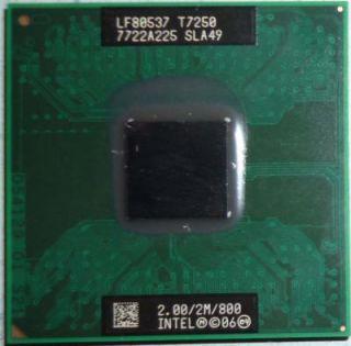Intel Core Duo T7250 2.0 GHz SLA49