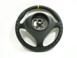 GT2 Lenkrad Neu Leder Schwarz Steering wheel 996.347.804.64.
