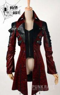UNISEX goth punk kera cosplay Japan Jacke Blazer Mantel