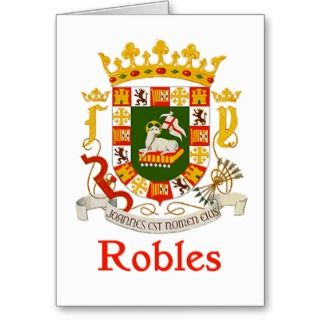 Robles Shield of Puerto Rico Bags