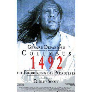 1492   Die Eroberung des Paradieses [VHS] Gérard Depardieu, Armand