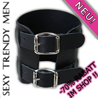 Super Sexy Jonny Men Armband Neue Collection Schwarz