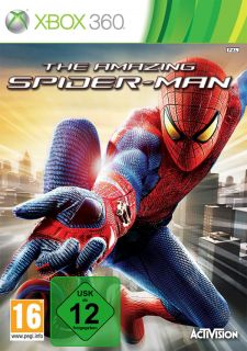 The Amazing Spider Man  Xbox 360 Spiel