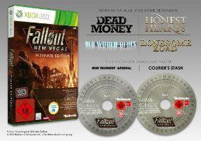 Fallout New Vegas   Ultimate Edition: Xbox 360: Games