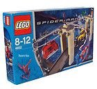® Spider Man 4852   The Final Showdown 8 12 Jahren 355 Teile   Neu