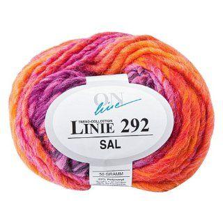 Online Wolle Linie 292 SAL Farbe 06 Ametrin Spielzeug