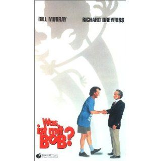 Was ist mit Bob? [VHS] Bill Murray, Richard Dreyfuss, Julie Hagerty
