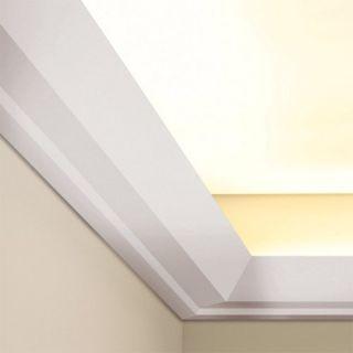 orac decor luxxus c353 zierleiste wandprofile stuckleisten. Black Bedroom Furniture Sets. Home Design Ideas