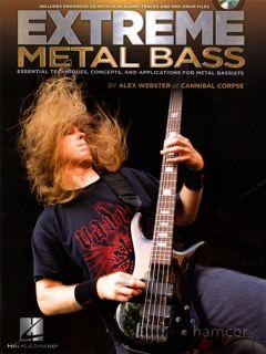 Hamcor   Mythical God of Sheet Music   Extreme Metal Bass Guitar TAB