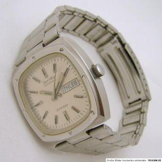 Zentra Safari Uhr HAU automatic Day Date mens watch