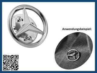 Sie erhalten einen original Mercedes Benz  Pin 16mm .